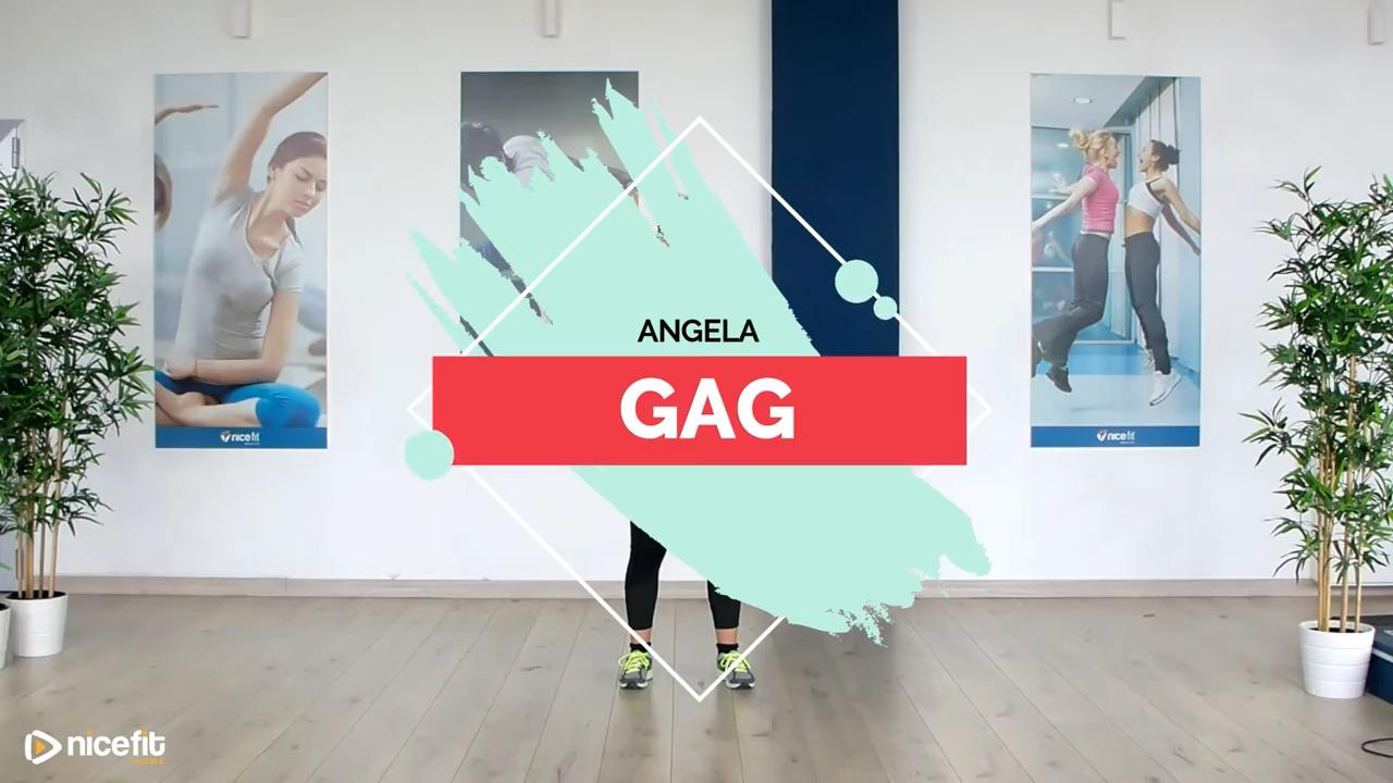 30' GAG con Angela