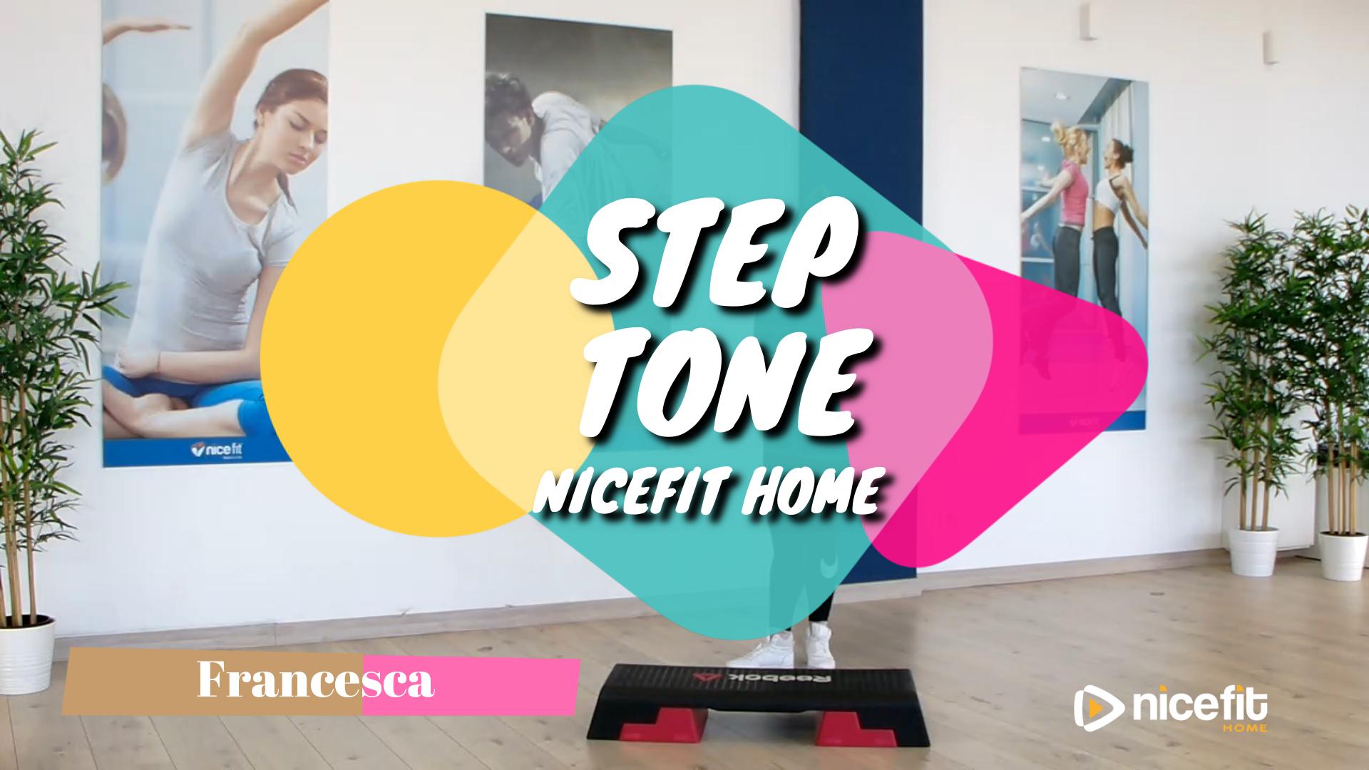 30' Step Tone - Francesca R.