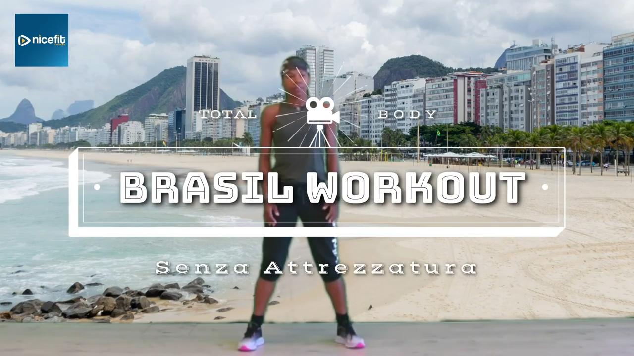Brasil Workout - Total Body