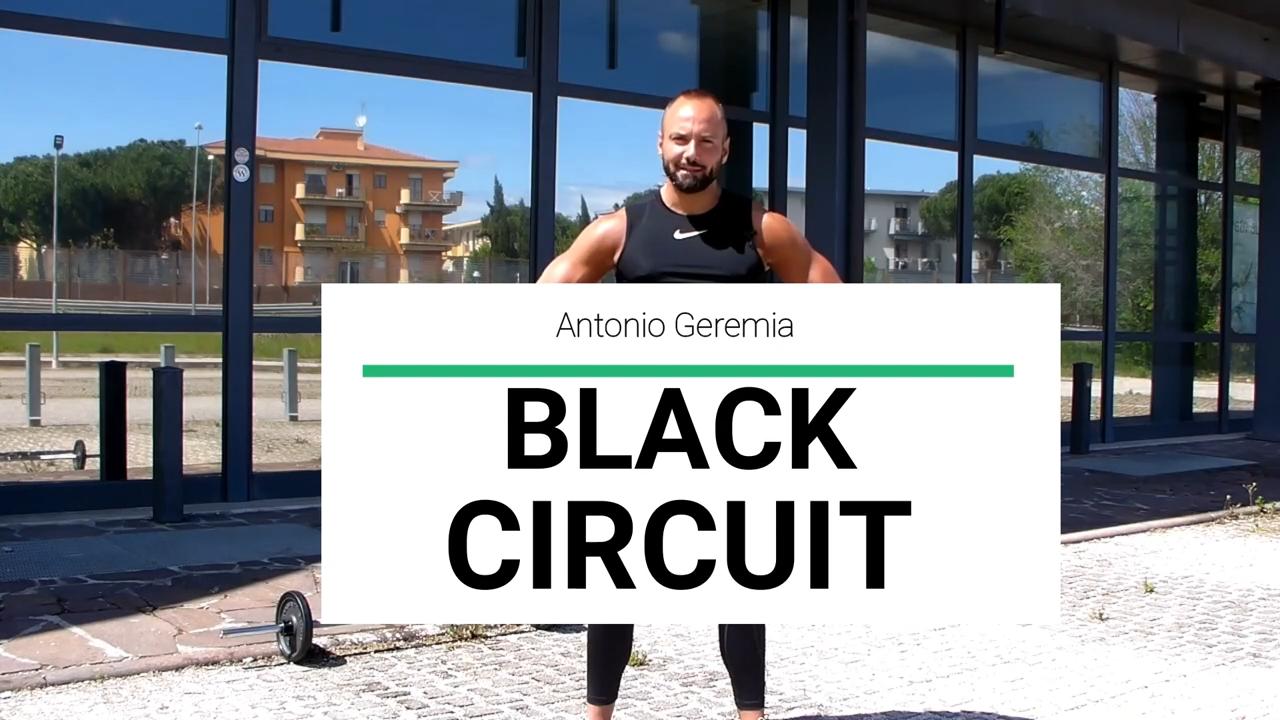 Black Circuit - A.Geremia